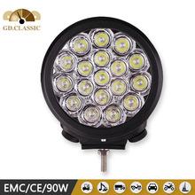 new arrival 90w led work lamp 4x4 led car lighting system