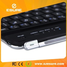 Wireless bluetooth keyboard for iPad mini with magnet