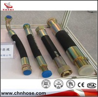 in glycol.mineral choke and kill hose - good quality