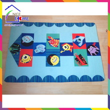 Printed animals most popular hot sale soft play mat for kids