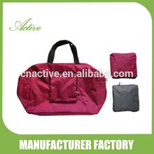 Foldable shopping bag / tote bag