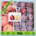 Yantai New Corp Good China Organic Sweet Fresh Red Fuji Apple for Christmas