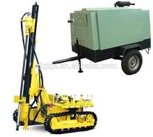 Qiankun Brand portable drilling rig Quarry Drilling Equipment for Mining