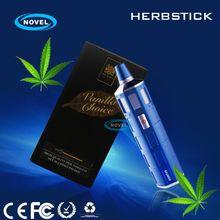Popular herbstick pen salable herbal pen pure taste vape pen 3.7v lipo e-cigarette battery