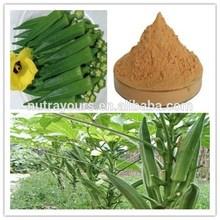 Factory price buy dried okra powder