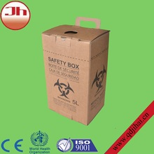 Fast moving consumer goods medical safe container