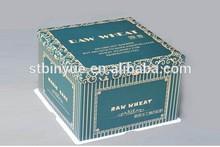 The original wheat greenSquare packing box birthday cake box