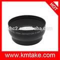 Venta caliente 0.45x 52mm lente gran angular con macro para nikon d40