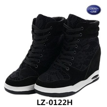 Women shoes lady sneakers with TPR outsole hot sale