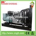 GTL 2206C-E13TAG3 Tipo deslizante 400kva Generador diesel precio