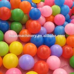 Good price pvc toy ball make machine / blow molding machine