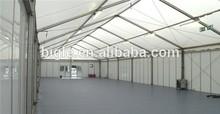 Anodizing aluminium profiles extrusions for tent