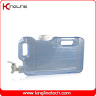 Any color petg 1.1 Gallon industrial water jug with tap supplier OEM (KL-8009)