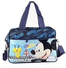 new fashion cute cartoon shoulder strap book bag