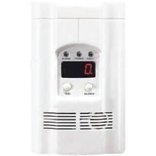 LED display 220v AC home use standalone coal gas /LPG / natural gas alarm