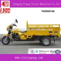 venta caliente 200cc tres ruedas de carga motocicletas