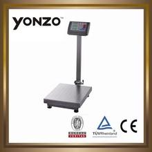 hot sale 300kg platform scales indicators scale model excavator