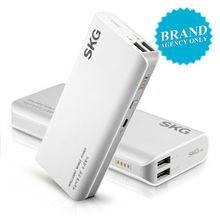 SKG Polymer Portable Mobile Power Bank