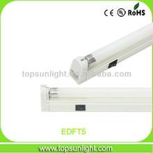 24 w 2ft EDF t5 6400k fluorescent tube bracket