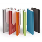 Rechargeable usb cell phone power bank 3000mah for promotion gifts