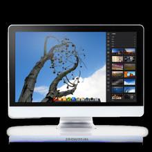 Slim desktop cheap all in one barebone pc 8G RAM 500G HDD i3 CPU