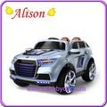 Alison estilo jeep c02105 energia da bateria de plástico para crianças ride- na carro com rc