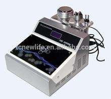 Vacuum Tripolar RF Ultrasonic Cavitation Slimming Machine With 5 Hand Piece