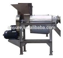 Jus de pomme machine/extracteur de jus de pomme/pomme. centrifugeuse à vis