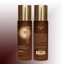 Rich in vitamins pure organic natural argan oil, 100ml glass package