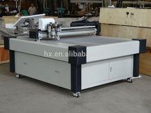 King Rabbit 1500*1100mm Carton Cutting plotter carton box/carpet cutting machine