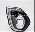 قطع غيار ميتسوبيشي asx النهار تشغيل الصمام drl أضواء المستخدمة لميتسوبيشي asx rxr أوتلاندر الرياضة( 2013-- 2014) الصمام سائق السيارة