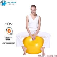 pvc fitness ball anti-burst gym ball exercise