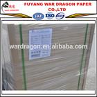 Largest Manufacturer of Duplex Board Paper Supplier of war dragon