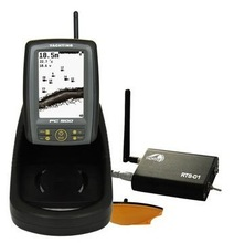 China haoyazhi Factory direct sales newest Portable wireless sonar Fish Finder with Sonar sensor