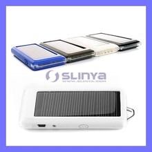 1200mah High Percent Conversion USB Mini Portabel Solar Panel for iPhone 6 Charger