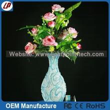 various color Delicate decoration flower artificial flower china flower pots wholesale