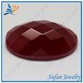 wuzhou forma oval ruby red preço por quilate