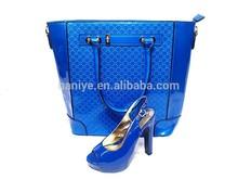 wholesale italian matching shoe and bag Guangzhou bg121