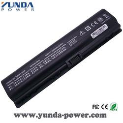 Manufacturer Laptop battery for HP Pavilion DV6000 DV6100 DV6200 DV6300 DV6400 DV6500 DV6600 DV6700 DV6800