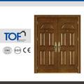 profesional de alta calidad de china hizo de la puerta de hierro de diseño