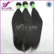 Wholesale Price 7A grade 100% human hair made false eyelash human hair weave wavy