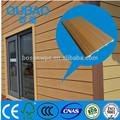 Écologique CE SGS ISO FSC certifié 108 * 10 mm extérieur panneau mural décoratif