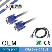 SIPU 3+6 15 meters vga cable resolution