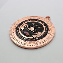 cheap best quality taekwondo sport medal for souvenirs