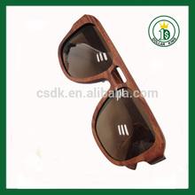 Italy Design CE Sunglasses Wood Frame with CE standard UV400 Sunglasses wood