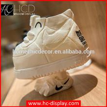 Fiberglass mini basketball shoe decorations