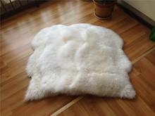 100% Sheep Wool Lambskin Sheepskin Blankets and Throws