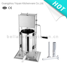 Full Stainless Steel Vertical Manual Sausage Stuffer,Sausage Stuffer Machine/Meat Processing Equipment