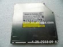 USED compatible slot-in blu-ray dvd burner/9.5mm super slim combo dvd burner for UJ167