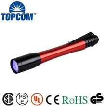 Aluminim Zoom Pen Torch Curing UV Light Ultraviolet Lamp To Bake Loca Glue